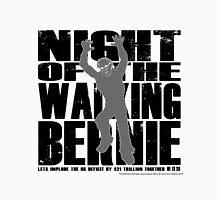 Night of the Walking Bernie by Jeronimo Rubio, 2016 Unisex T-Shirt