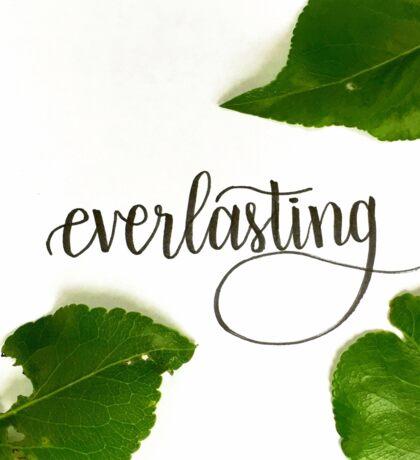 Everlasting from Tuck Everlasting Sticker