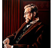Abraham Lincoln by Daniel Day-Lewis Photographic Print