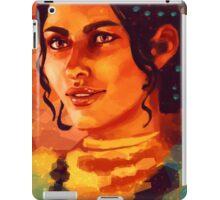 Lady Ambassador iPad Case/Skin