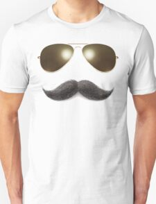 Easy Mustache Rider T-Shirt
