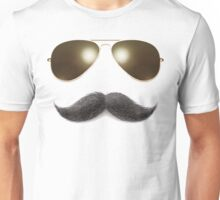 Easy Mustache Rider Unisex T-Shirt