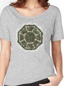 dharma island Women's Relaxed Fit T-Shirt
