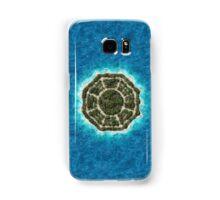 dharma island Samsung Galaxy Case/Skin