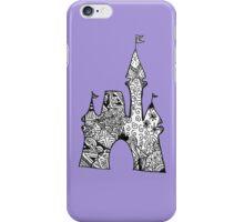 Castle Doodle iPhone Case/Skin