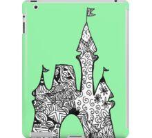Castle Doodle iPad Case/Skin