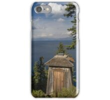 Rubicon Point Lighthouse iPhone Case/Skin