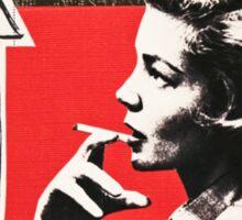 Ms. Bacall Sticker