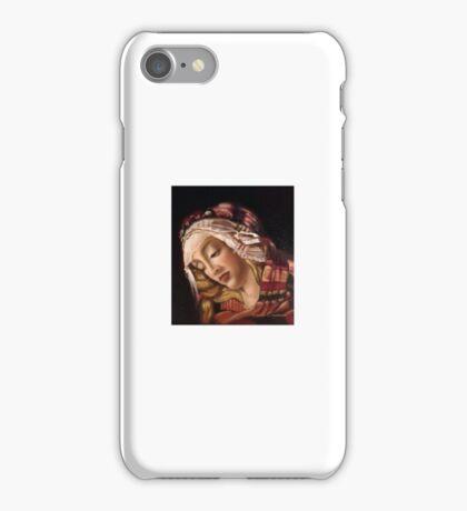 Painting Botticelli iPhone Case/Skin
