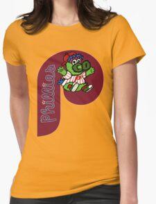 Phanatic! Womens Fitted T-Shirt