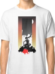 2001: A Space Odyssey - Dawn of Man - With Background Classic T-Shirt