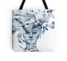 I am the sea and nobody owns me Tote Bag