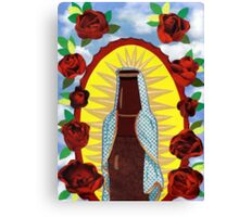 Mexican Beer Canvas Print