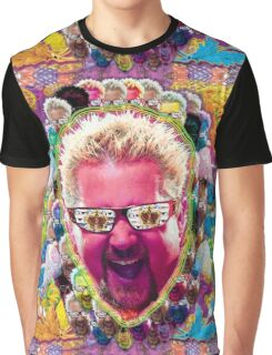 FIERI'S SONG OF TACOS AND DOOM Graphic T-Shirt