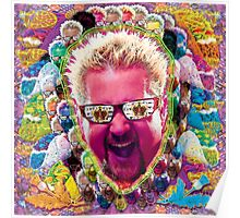 FIERI'S SONG OF TACOS AND DOOM Poster