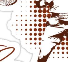 El Rey (Rafa) Sticker