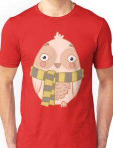 Wizard Owl - Yellow Unisex T-Shirt
