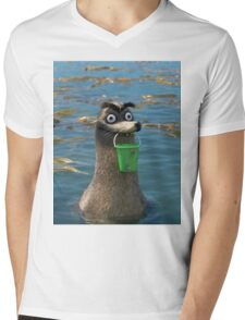 Gerald Mens V-Neck T-Shirt