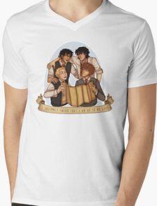 The Marauders Mens V-Neck T-Shirt