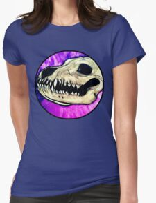 What Big Teeth You Have Womens Fitted T-Shirt