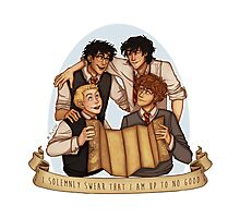 The Marauders Photographic Print