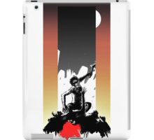 2001: A Space Odyssey - Dawn of Man - With Background iPad Case/Skin