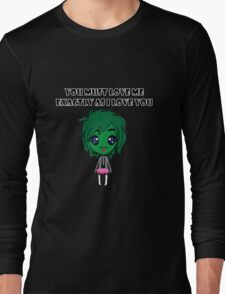 Old Gregg Wants Love Long Sleeve T-Shirt