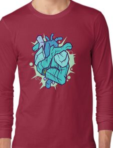 Cold-Hearted And Venomous Long Sleeve T-Shirt