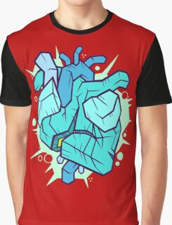 Cold-Hearted And Venomous Graphic T-Shirt