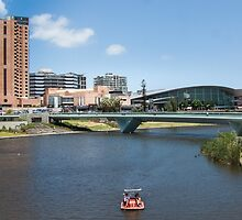 Adelaide - River Torrens Precinct by DPalmer