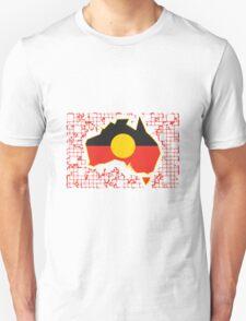 Aboriginal Australia Unisex T-Shirt