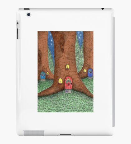 Home for Christmas iPad Case/Skin