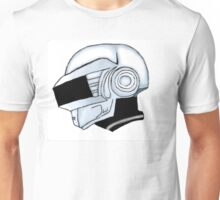 Thomas Bangalter of Daft punk Unisex T-Shirt