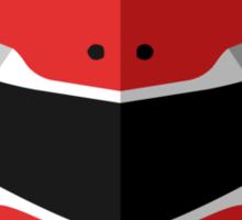 Mighty Morphin Power Rangers - Red Ranger Sticker