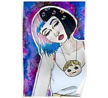 Melanie Martinez Galaxy Poster