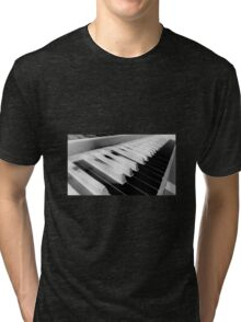 Inverted Piano Tri-blend T-Shirt