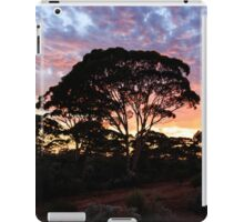 Goldfield Sunrise, Kalgoorlie WA iPad Case/Skin