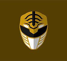 Mighty Morphin Power Rangers - White Ranger by gmorningnight