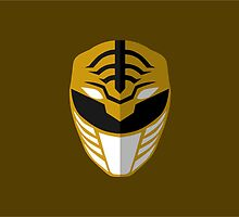 Mighty Morphin Power Rangers - White Ranger by gmorningnight