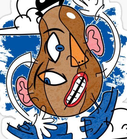 Mr. Picasso Head Sticker