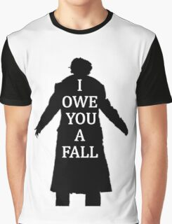 I Owe You A Fall Graphic T-Shirt