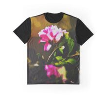 Floral Fantasy. Graphic T-Shirt