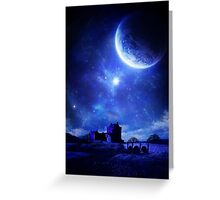 Silent Water Greeting Card