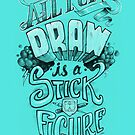All I Can Draw by Brian Cook