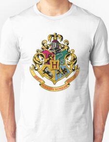 HOGWARTS CREST - Harry Potter Unisex T-Shirt
