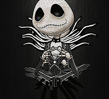 Nightmare Jack Skellington  by neutrone