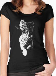 A Noir Princess Women's Fitted Scoop T-Shirt