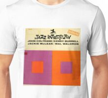 Jazz Interplay lp Record Cover Unisex T-Shirt