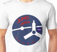 JUNO Mission Logo Unisex T-Shirt