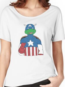American Turtle Women's Relaxed Fit T-Shirt